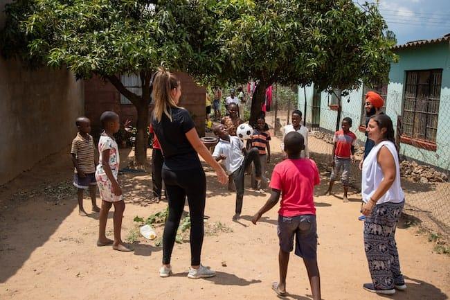 Teaching & Community Volunteering 4