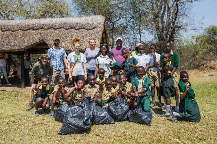 Community Teaching Volunteers