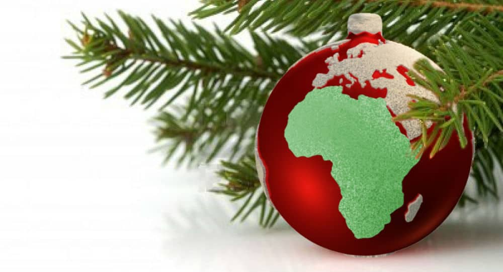 How africans celebrate Christmas