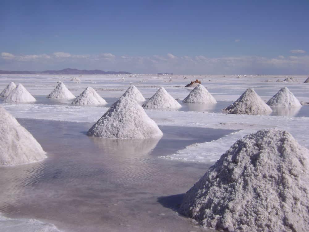 Salines d'Uyuni, Bolivie