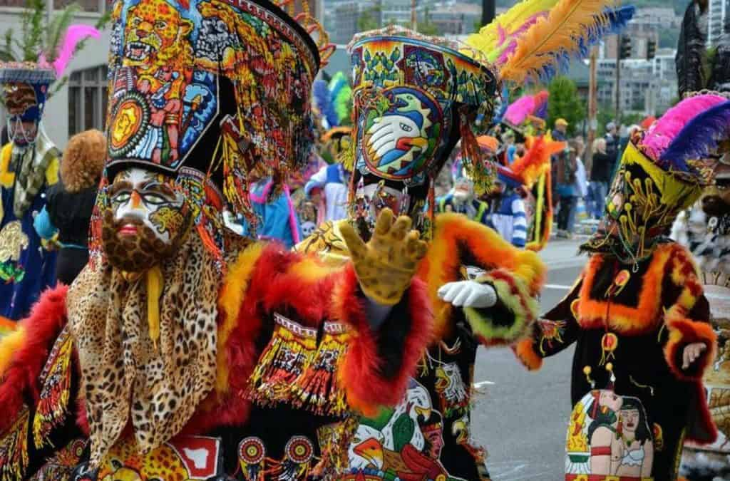 Carnival in Latin America