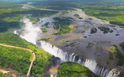 Africa's 10 Most Amazing Waterfalls
