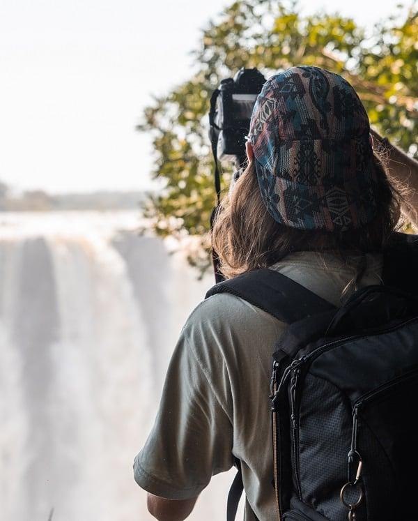 Victoria Falls Photography Internship